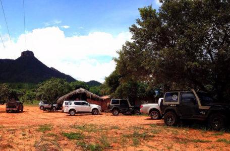 Expedição Brasil Central e Lençóis Maranhenses   KeepTrack
